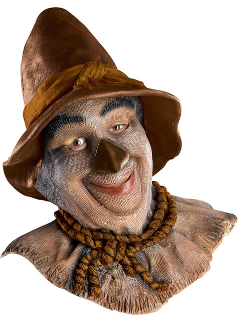 Scarecrow from The Wizard of Oz mask