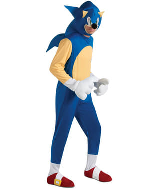 Sonic-Kostyme