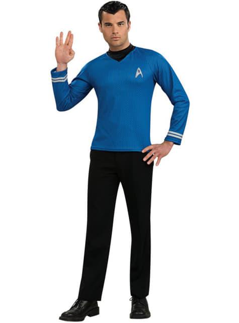 Spock fra Star Trek Klassisk Kostyme