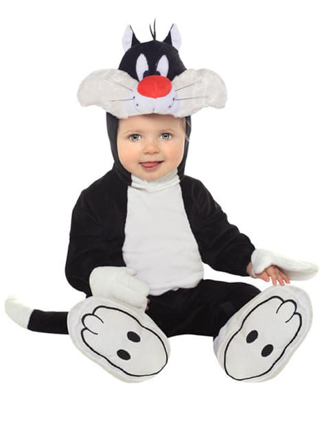 Sylvesterdräkt til bebis