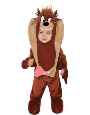 Costum Taz Diavolul Tasmanian pentru bebeluși