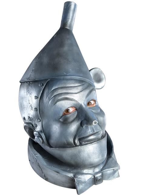 Делюкс олово людина маска