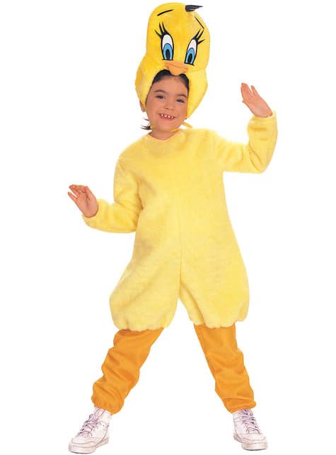子供のトゥイーティーバード衣装