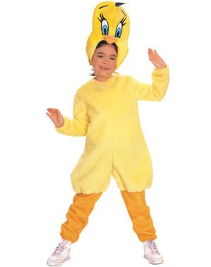 Tweety kostume til små børn