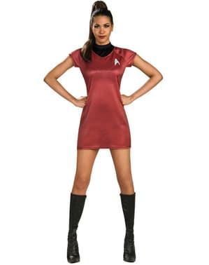 Klassisk Uhura Kostyme