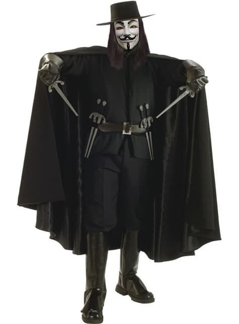 Plášť V jako Vendeta
