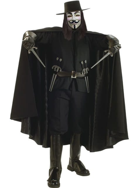 V for Vendetta cape