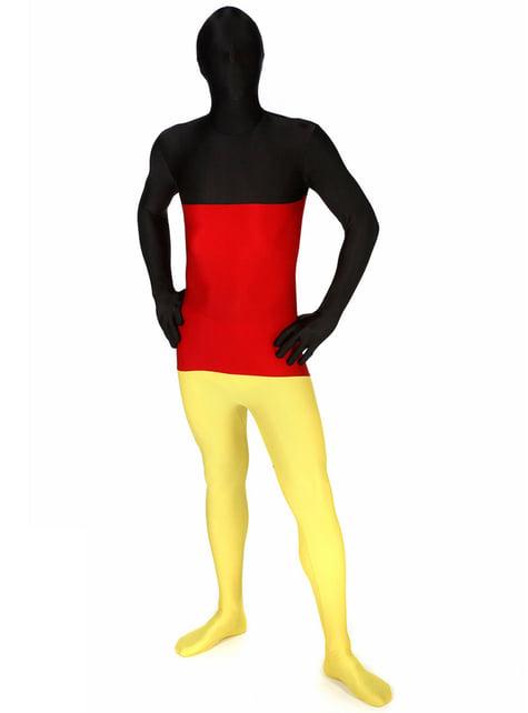 Германски флаг за възрастни Morphsuit костюм