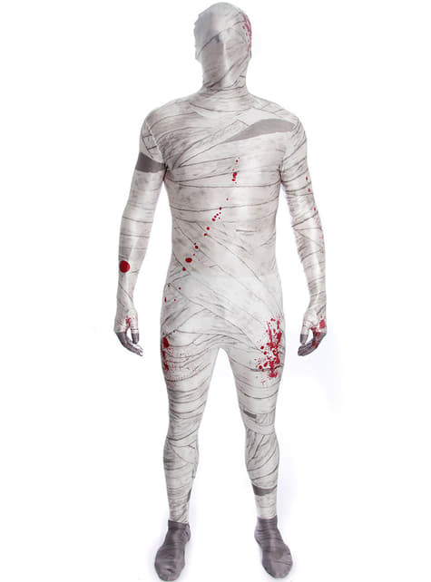 Mummy Adult Morphsuit Costume