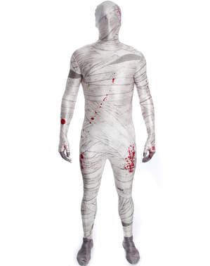 המומיה למבוגרים Morphsuit תלבושות