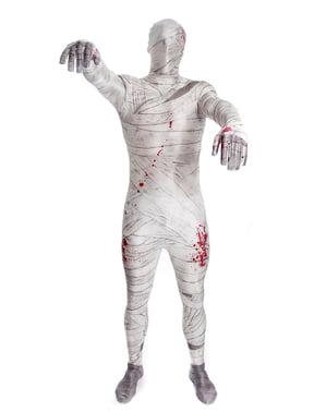 Disfraz de momia Morphsuit