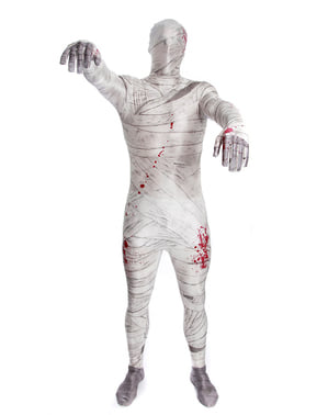 Mummie Morphsuit Kostuum