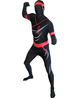 Aikuisten ninja sukka-asu