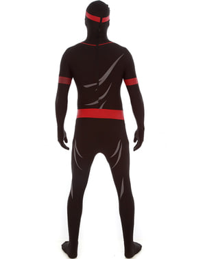 Ninja Adult Morphsuit Costume