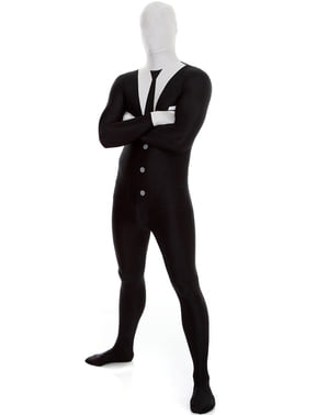 Slenderman Morphsuit Costume