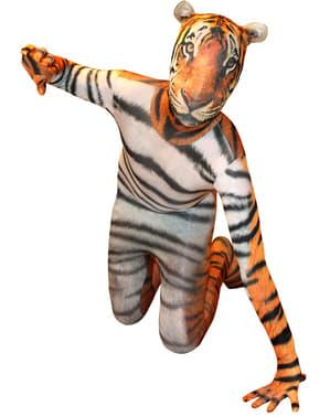 Maskeraddräkt tiger Morphsuit
