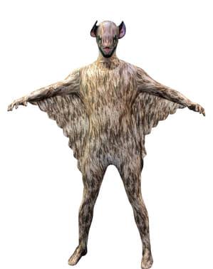 Flaggermus Småbarn Morphsuit Kostyme