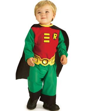 Робин Тийнейджъри Титани Бебешки костюм