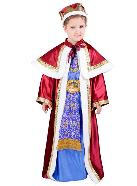 Disfraz de Melchor infantil