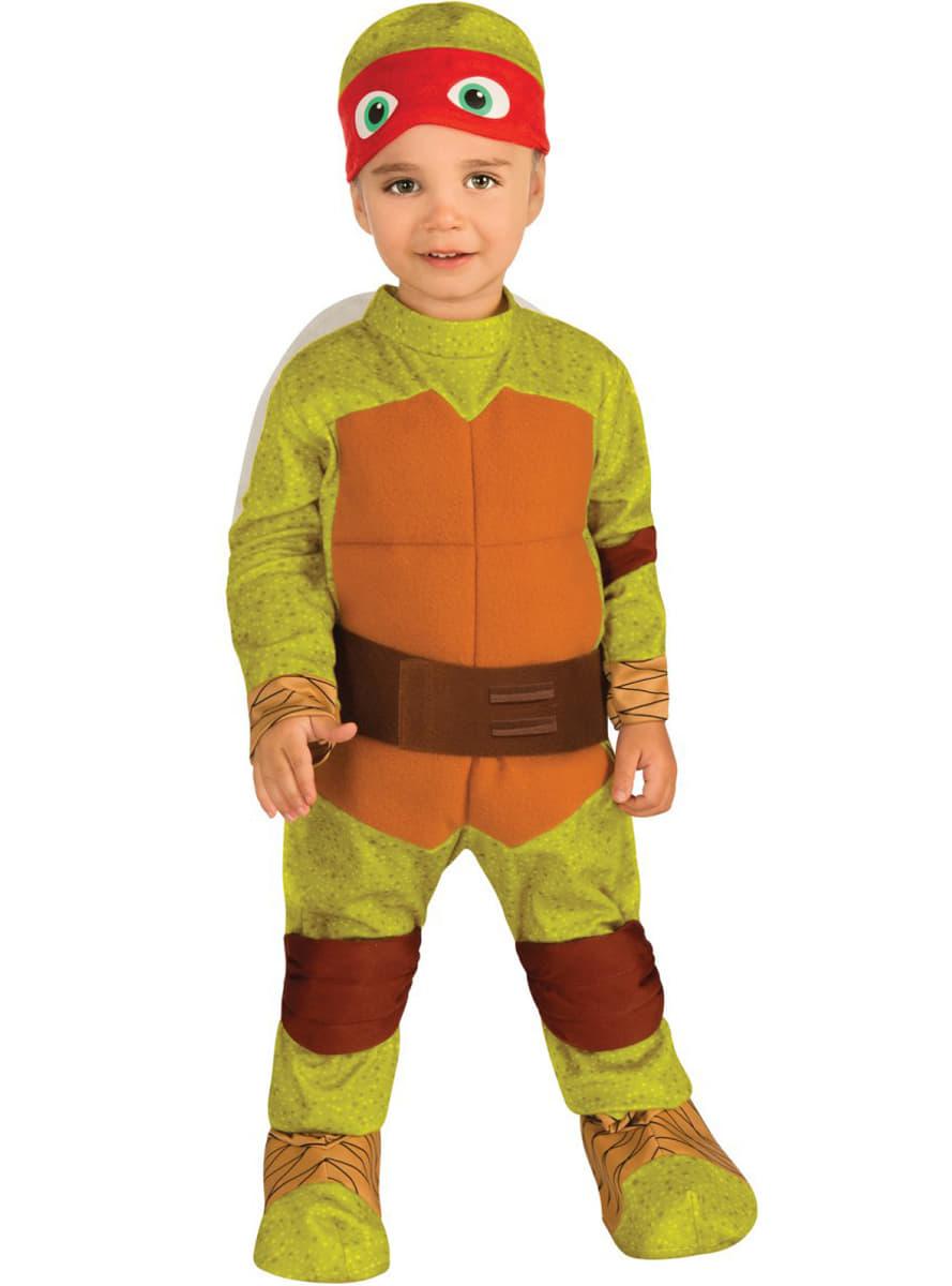 D guisement de raphael des tortues ninja pour b b funidelia - Tortue ninja raphael ...