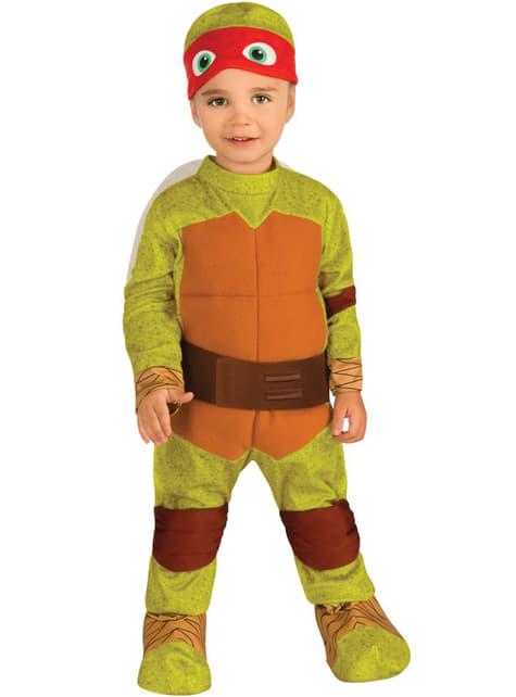 Ninja Turtles Ralph baby costume