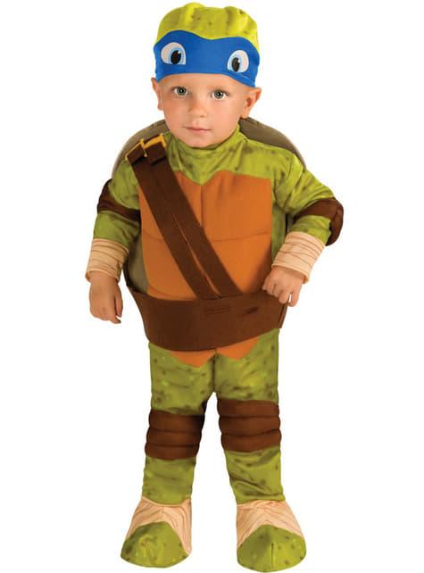 Detský kostým korytnačiek Leo Ninja