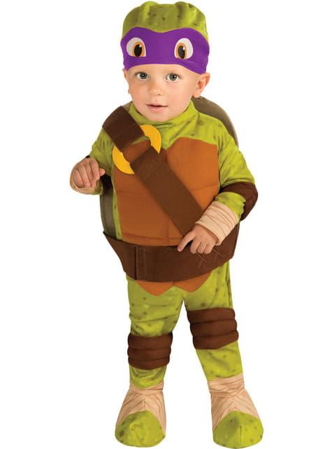 TMNT Donnie kostume til babyer