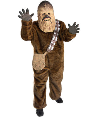 Chewbacca deluxe, lasten asu