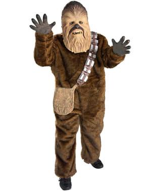 Chewbacca kostume deluxe til drenge