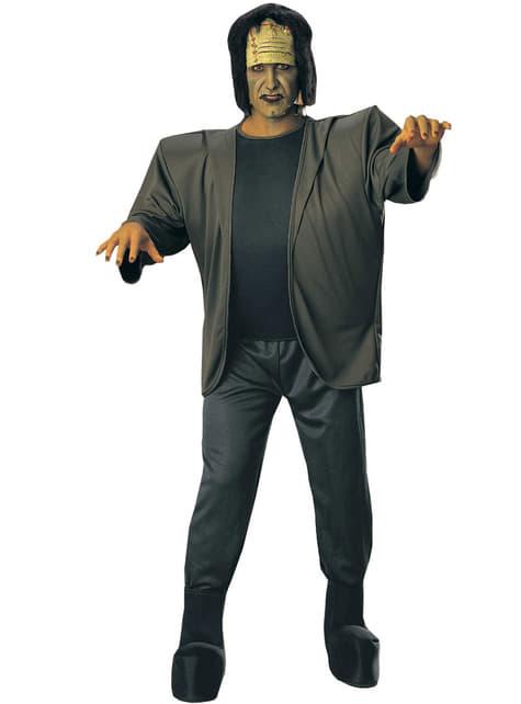Plus Size Frankenstein Universal Studios Monsters Costume