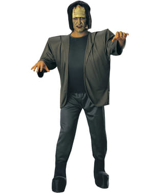 Plus Size Frankenstein Universal Studios Monsters Costume