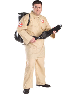 Ενήλικες Plus μέγεθος Ghostbuster κοστούμι