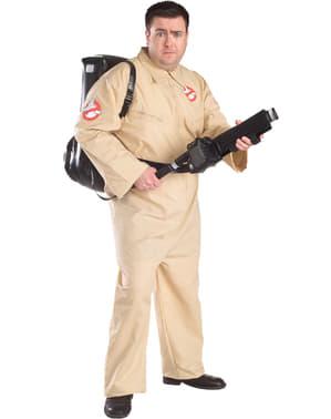 Дорослі плюс розмір Ghostbuster костюм
