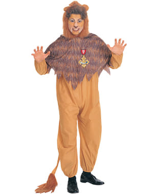 Plus Size Lion The Wizard of Oz Costume
