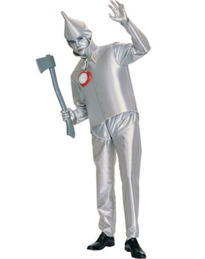 Tin Man plus size kostyme