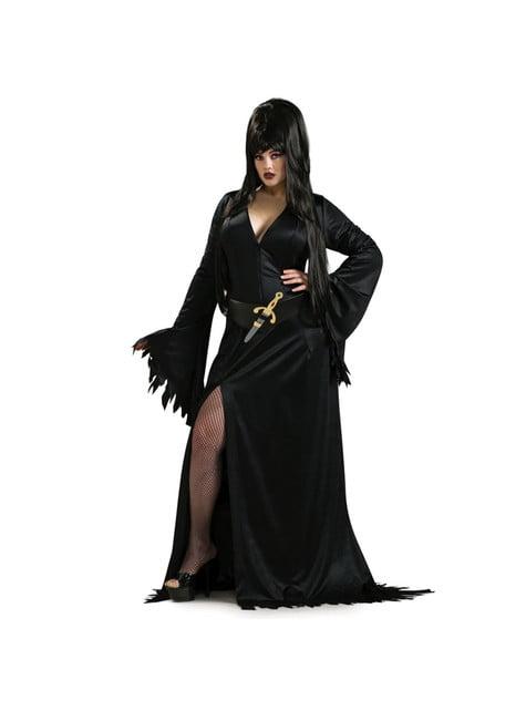 Plus veličina Elvira: Gospodarica tamnog kostima
