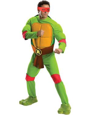 Costume Raffaello Tartarughe Ninja da uomo