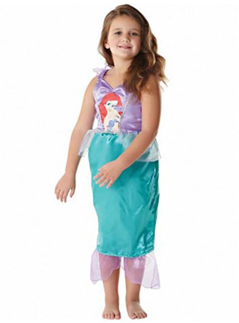Ariel die Meerjungfrau Kostüm Classic für Mädchen
