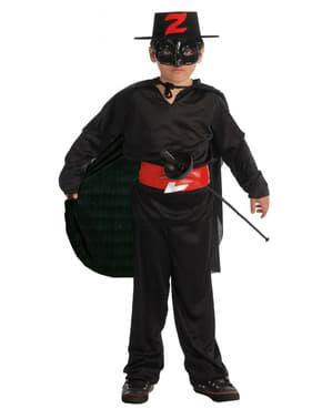 Bandiet kostuum voor jongens