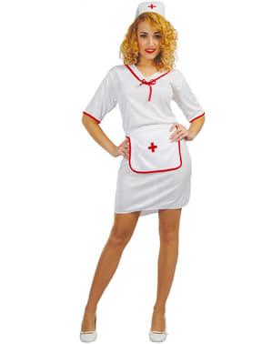 Verpleegster kostuum voor vrouw
