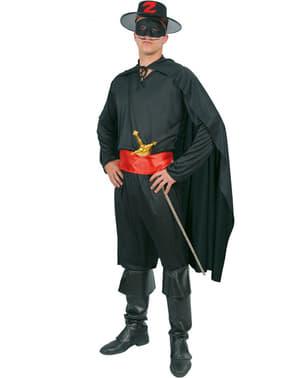 Held kostuum voor mannen