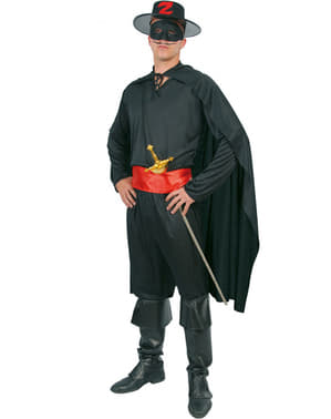 Man of Justice Costume for Men