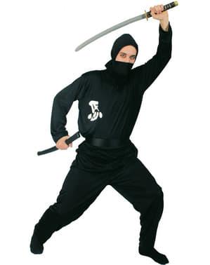 Ninja Kostyme til Menn