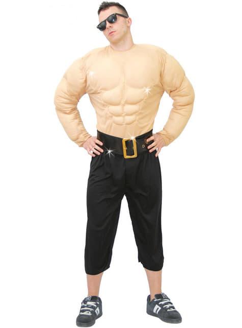 Starker Mann Kostüm