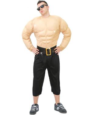Costum de musculos