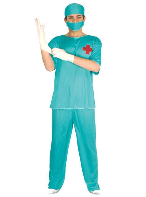 外科医のコスチューム