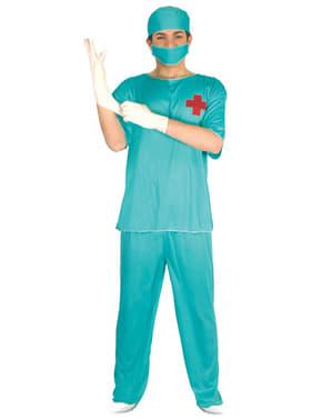 Fato de cirurgião