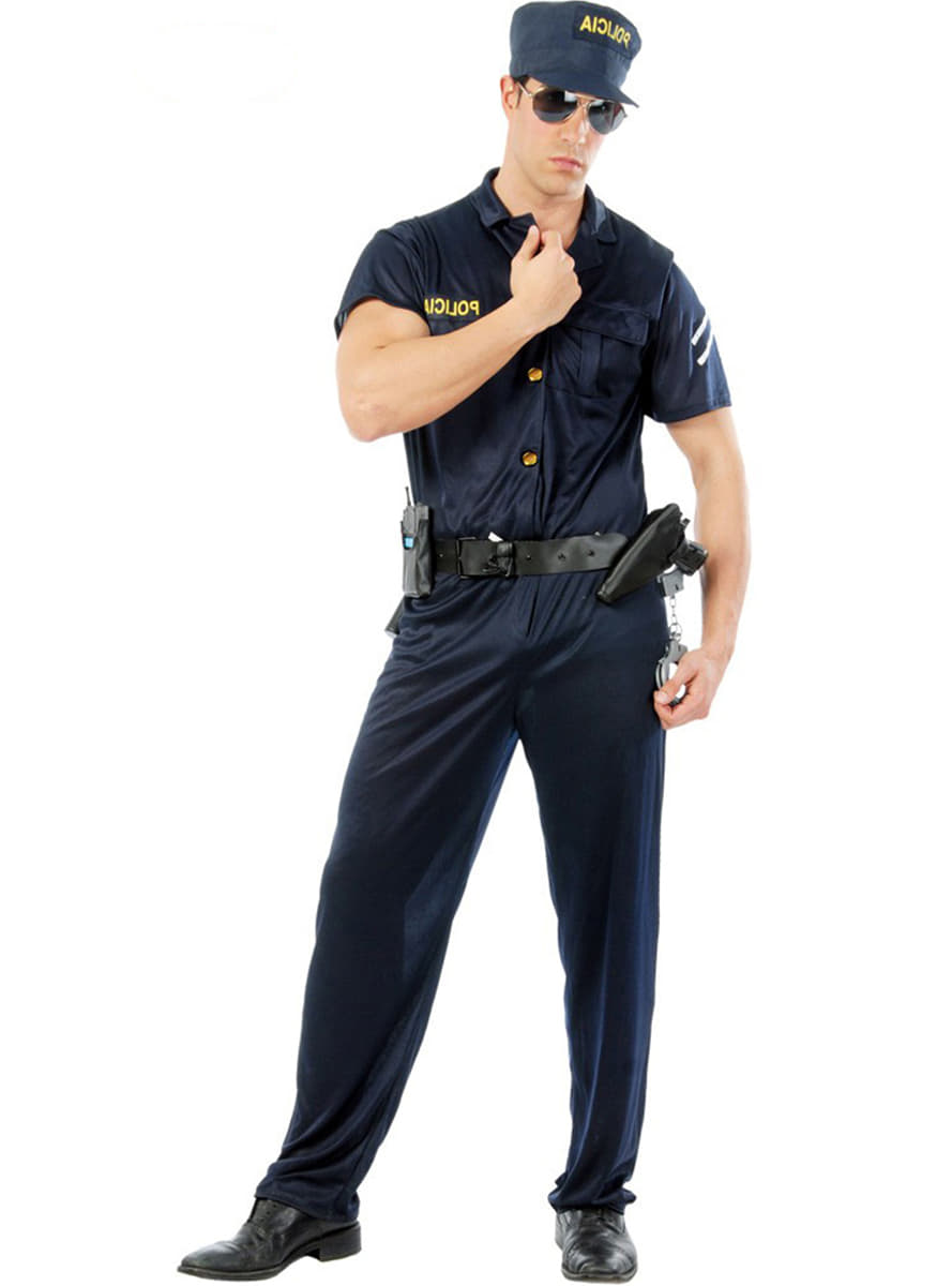 Police Officer Halloween Costume