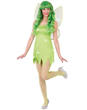 Tinker Bell Kostüm für Damen Classic