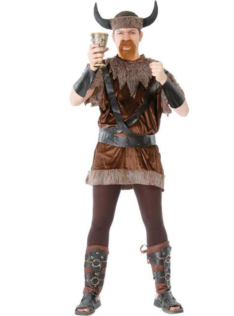 Disfraz de vikingo bruto